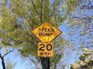 speedbump